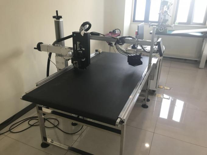 Customized Inkjet Conveyor Belt Machine 220V 60W For Small Scale Production
