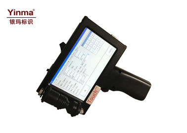 China YM-H158 Portable Handheld Inkjet Printer With Multi Color Ink Cartridges supplier