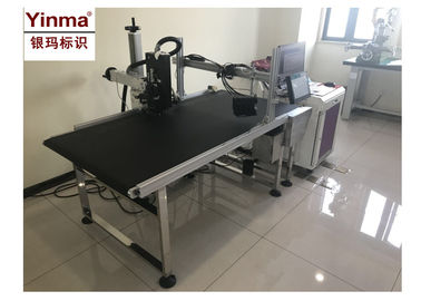 China Customized Inkjet Conveyor Belt Machine 220V 60W For Small Scale Production supplier