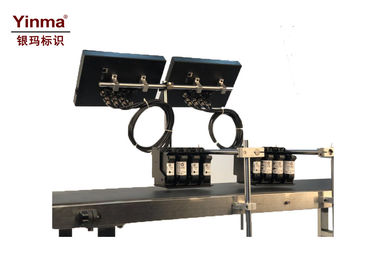 China Multi Printhead Inkjet Printer For Packaging / Paper High Resolution factory